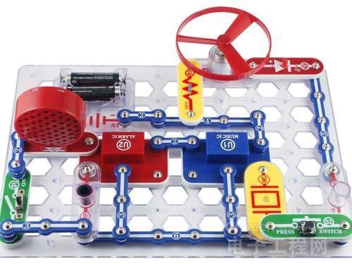 盘点最适合送给孩子们的DIY电子产品